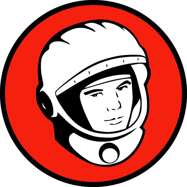 kosmonaut yuri gagarin