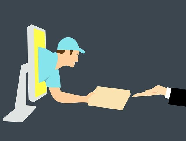 animovaný obrázek – nabídka produktů na e-shopu
