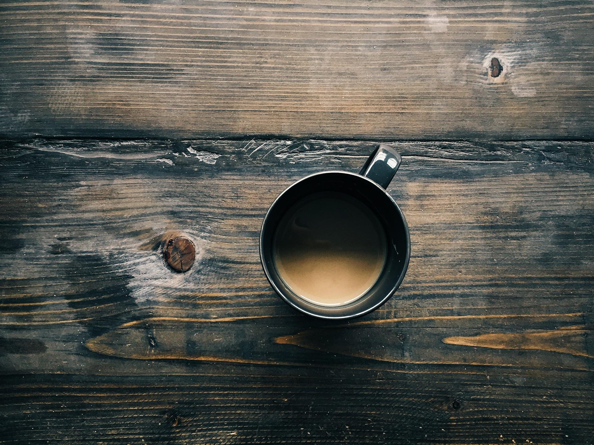 zasloužená káva
